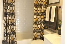 Bathroom remodel / by Sarah Etter