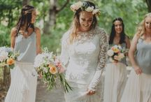 Rue De Seine / Wedding dresses from the talented New Zealand team at Rue De Seine