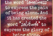 Coping with emptiness & loneliness / The invisible demons eating at my soul