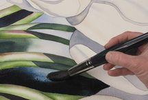 Paintings step by step