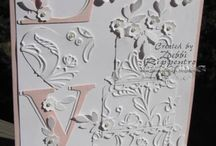 Stampin UP - Wedding and Love