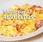 HUEVOS REVUELTOS IDEAS VARIAS