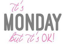 {Mondays}