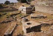 sites archéologiques africain