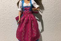Barbie Kleidung nähen
