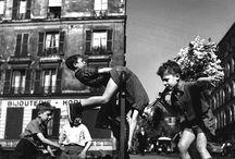 Robert Doisneau / French photographer (1912-1994)