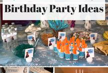 Birthday and Party Ideas
