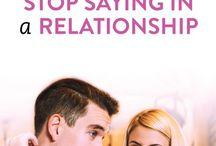 Relationship / by Hannah Hollander