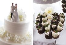 Wedding Cakes and Desserts / Wedding cakes and other yummys.