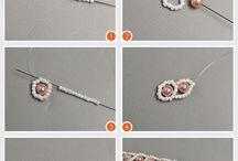 pulserita perla y chaquira