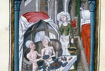 medieval bathrooms