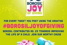 Borosil's Joy of Giving!