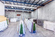 Marable showroom and warehouse
