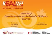 REALIZE / Free, Accessible Professional Development for EAL/ESL Practitioners