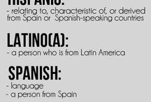 classroom - Spanish / by Sharon Koller