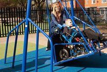 SEN Equipment / Special Education Needs Equipment for Schools, Nurseries & Parks
