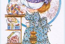 holly hobbie en sarah kay