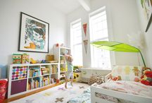 Kid rooms / by Estela Guallar