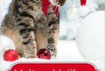 Mistletoe Magic - Caitlin and Noah / A short story set on Christmas Eve.
