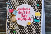 Stampin' Up! Love You Sew (OCC16)