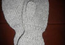 strikking og hekling