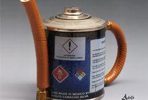 adolfo camacho silva teapot / ceramic studio three cones