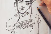 Zeichnungen Done