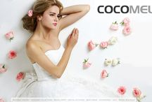 Collabs / http://zeberry.blogspot.ba/2016/01/cocomelody-wedding-dresses.html