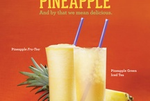 Pineapples Galore / by The Coffee Bean & Tea Leaf