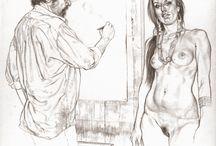 MOSTRA - RICCARDO MANNELLI / A. Parlando proprio di corpo  10 novembre - 6 dicembre