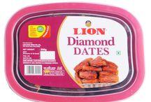 Lion Diamond Dates / Lion Diamond Dates 500gm