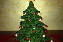 Natale / creazioni natalizie all'uncinetto