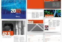 Design: Annual Reports Inspiration