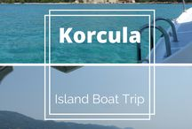 Korcula Explorer Tours / Join us on a wine tasting or culinary tour on Korcula Island. We can also arrange other fun activities including boat trips, horse-treks and yoga.