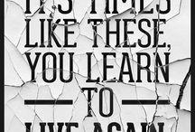 Lyrical / by Kelly-Anne Gordon