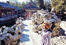 Beihai Park, Beijing, China / Beihai Park is one of the oldest Parks in Beijing and it served as a royal garden.