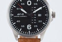 Hawker harrier / Watches