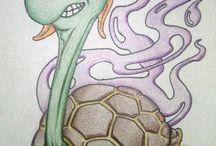 Arte / Dibujos, tattoos, bocetos.