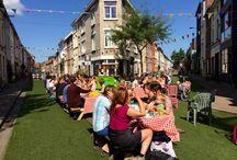 Leefstraat Gent grote voorbeeld voor Leefstraat Haarlem