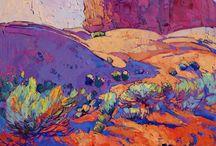 Southwestern colours