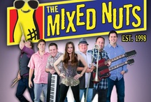 15 Year Anniversary Shows - 2013 / Upcoming shows celebrating The Mixed Nuts 15 Year Anniversary.