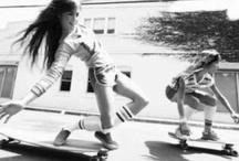 Skateboarding ♥♥♥