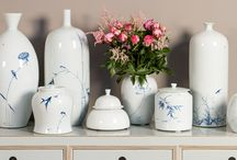 Ceramics / Orchid's fabulous ceramics collection includes much loved temple jars and ginger jars, all of which are made of porcelain and finished with traditional Chinese hand-painting. In addition we snap up other colours and shapes which we know will add beauty and contrast to any room.