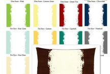 College Decor / Fun College decor items with Drape Studio pattern designs