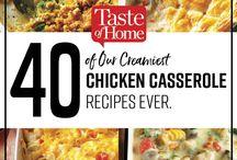 Chicken Caserols 40