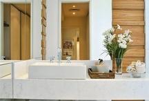 Decoracao casa - banheiro