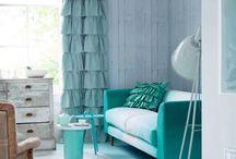 cortines / Cortines amb volants, podem confeccionar-les a mida i amb molts colors, ja que tenim taller de confecció de cortines i sofàs.