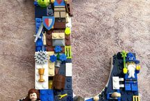 Boy Room Design - Lego