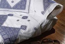 linge de lit oriental marocain - moroccan linens