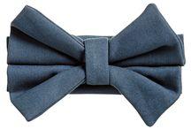 Бабочки, галстуки